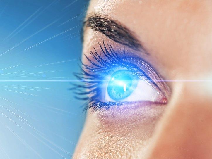 Улучшить зрение при помощи гимнастики глаз