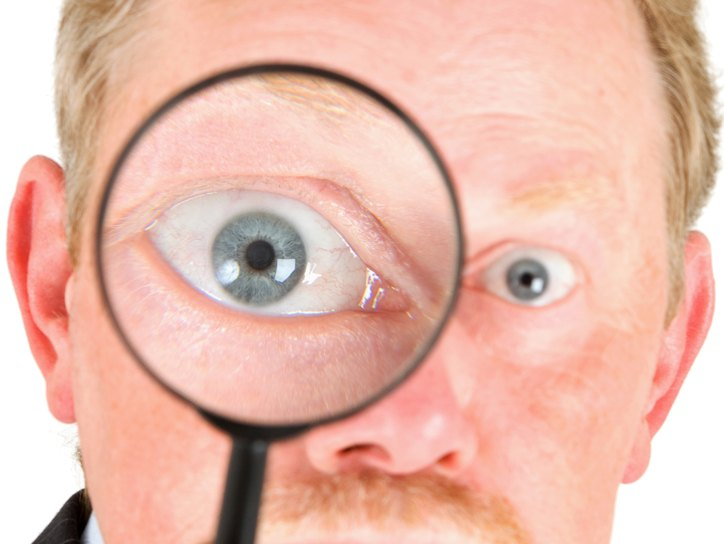 Экзофтальм, симптомы , причины, лечение экзофтальма. Глазные ...