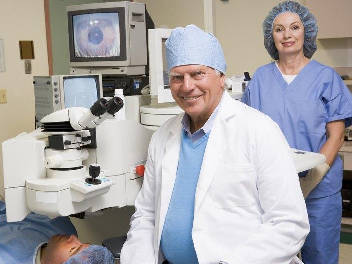 Как улучшить зрение при шейном остеохондрозе