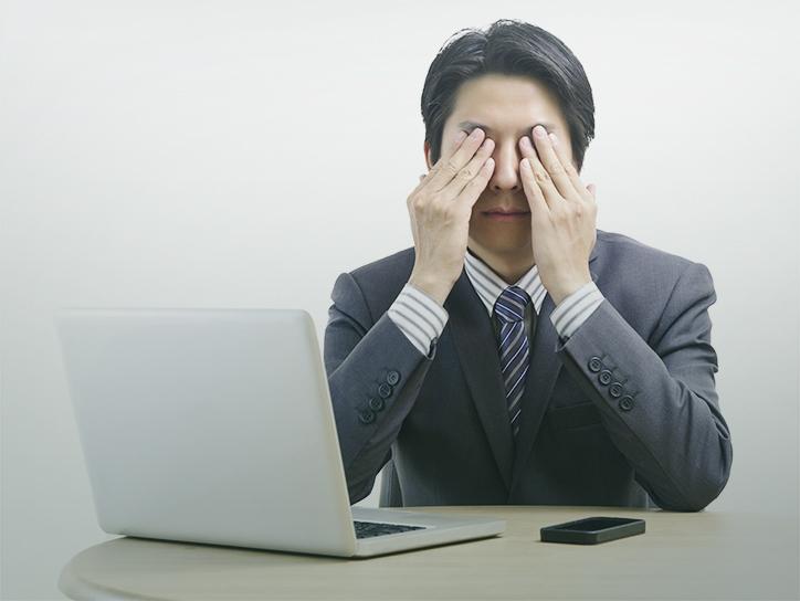 Сильная головная боль над правым глазом
