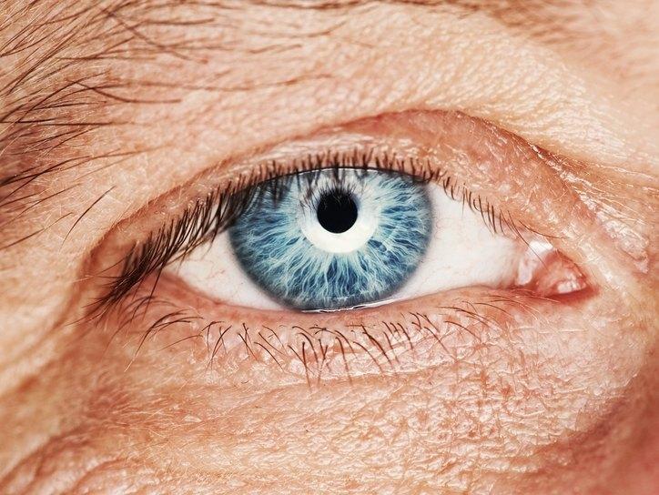 фото глаза изнутри крупно