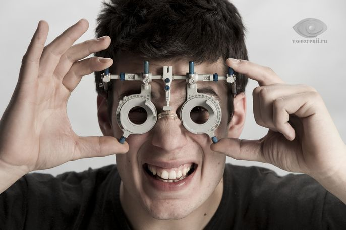 Восстановление зрения после рассеянного склероза