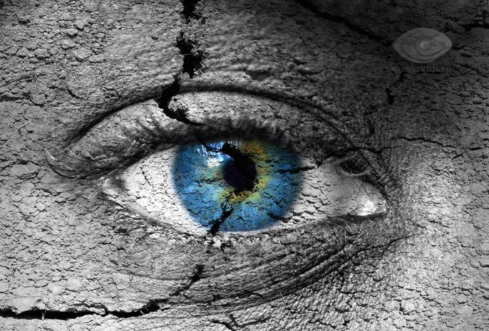 пелена при сухости глаз
