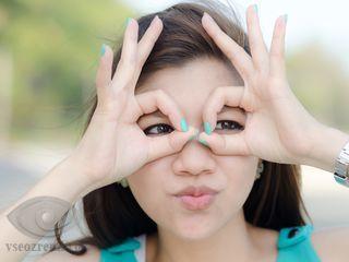 Как выбрать очки для зрения по типу лица